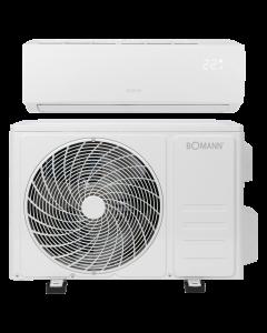 Bomann Inverter-Klimasplitgerät CL 6045 QC CB weiß