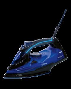 Bomann Dampfbügelautomat DB 6038 CB schwarz/blau