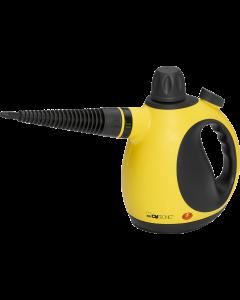 Clatronic Dampfreiniger DR 3653 gelb/schwarz