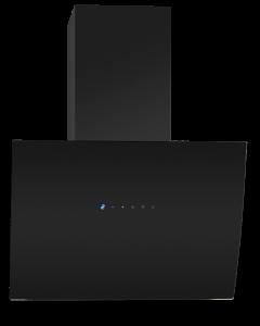 Kopffreie Vertikal-Haube DU 7605 G schwarz