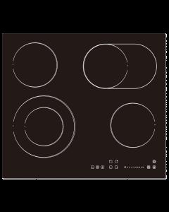 Bomann Einbau-Glaskeramik-Kochfeld EBK 957.1 schwarz