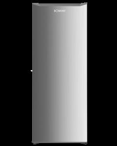 Bomann Gefrierschrank GS 7340 Edelstahl-Optik