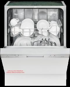 Bomann Einbau-Geschirrspüler GSPE 7414 Bedienblende Edelstahl