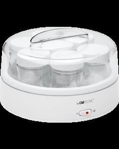 Clatronic Joghurt-Maker JM 3344 weiß