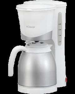 Bomann Thermo-Kaffeeautomat KA 168 CB weiß