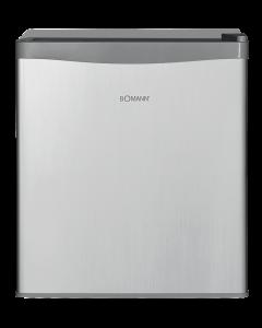 Bomann Kühlbox mit Eisfach KB 389.1 silber