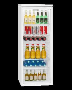 Bomann Glastür-Kühlschrank KSG 7280 weiß
