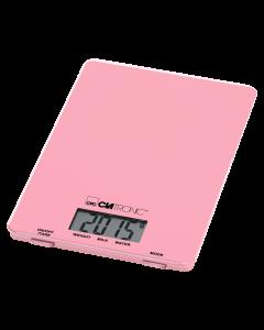 Clatronic Küchenwaage KW 3626 pink