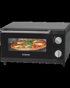 Bomann Multi-Pizza-Ofen MPO 2246 CB schwarz