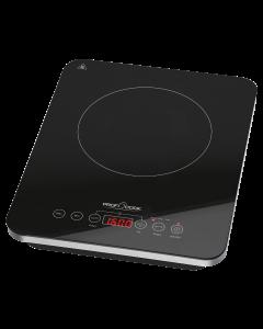 ProfiCook Induktions-Einzelkochplatte PC-EKI 1062 schwarz/silber