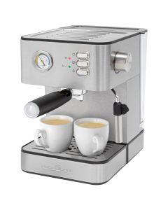 ProfiCook Espressoautomat PC-ES 1209 edelstahl