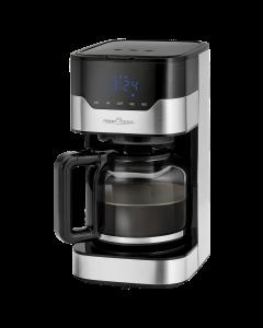 ProfiCook Kaffeeautomat PC-KA 1169 edelstahl/schwarz