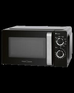 ProfiCook Mikrowelle mit Grill PC-MWG 1208 schwarz