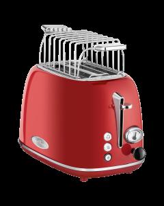 ProfiCook Toaster Vintage PC-TA 1193 rot