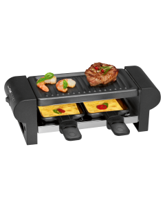 Clatronic Raclette Grill RG 3592 schwarz