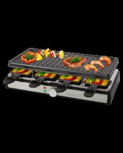 Clatronic Raclette-Grill RG 3757 schwarz