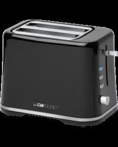Clatronic Toaster 2 Scheiben TA 3554 schwarz