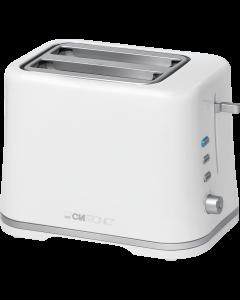 Clatronic Toaster 2 Scheiben TA 3554 weiß