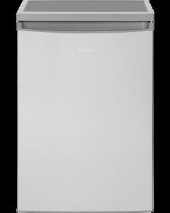 Bomann Vollraumkühlschrank VS 2185.1 edelstahloptik