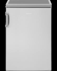 Bomann Vollraumkühlschrank VS 2195.1 edelstahloptik