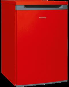 Bomann Vollraumkühlschrank VS 354 rot